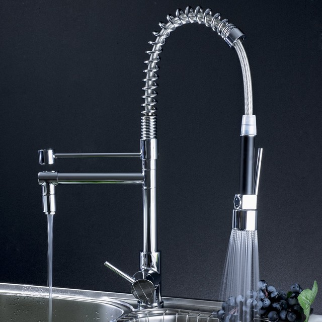 Kitchen faucet modern kitchen faucets by sinofaucet for Most popular kitchen faucet