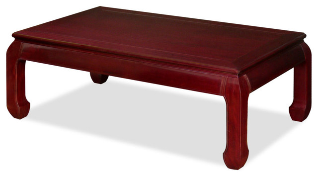 Rosewood Ming Style Rectangular Coffee Table Asian Coffee Tables By China Furniture And Arts