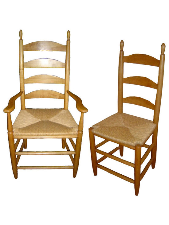 Shaker Style Frame Chair - Shaker Style Frame Chair