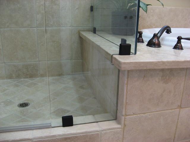Bathroom Renovation modern-showers