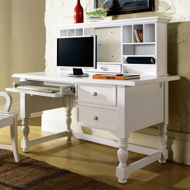 Desk with Hutch - Modern - Desks And Hutches - by Modern Furniture