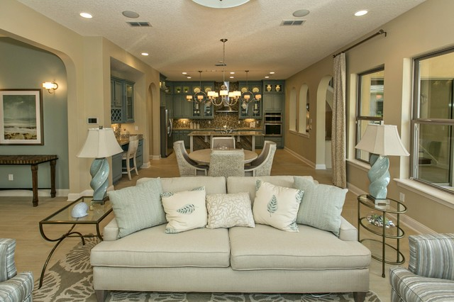 The Villas At Nocatee Beach Style Home Decor Jacksonville By Nocatee Ponte Vedra Florida