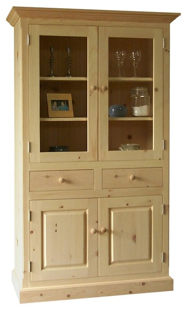 Furniture - Chinas and Display traditional-furniture
