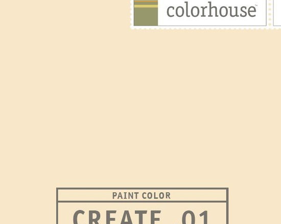 Colorhouse CREATE .01 - Colorhouse CREATE .01: Delicious as a summer creamsicle. A balance between yellow and orange. Adobe plaster at sunset. Use in nurseries and hallways.