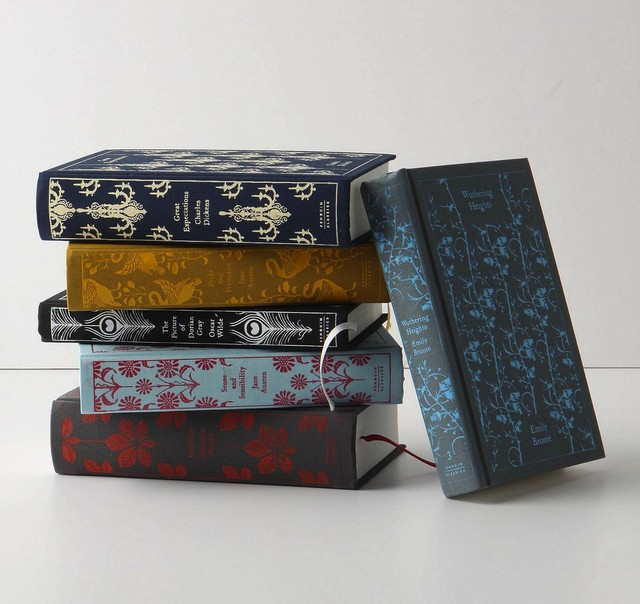 Clothbound Penguin Classics traditional books