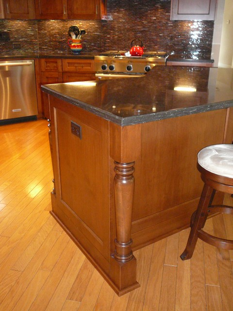 Endsleigh Kitchen traditional