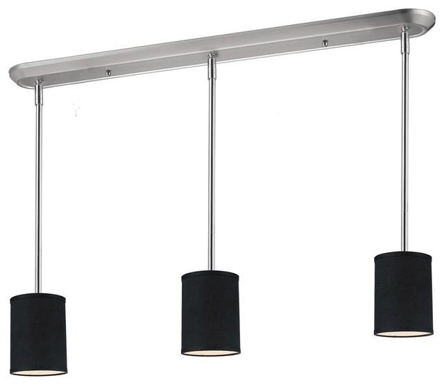 3 light billiard lamp