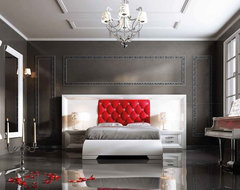 Macral Design. Sophie collection. Bedroom set S36. contemporary-headboards