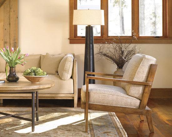 Stickley Ocean Blvd Lounge Chair 96-9780-CH -