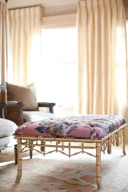 Federal Hill Residence upholstered-benches