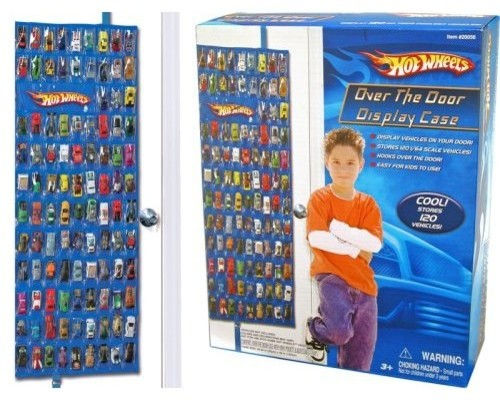 Hot Wheels Toy Car Holder Case : Hot wheels over the door display case kids toys and