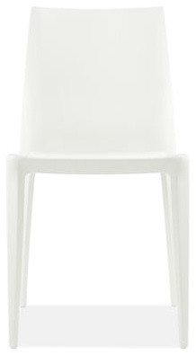 Bellini Chair, White modern-dining-chairs