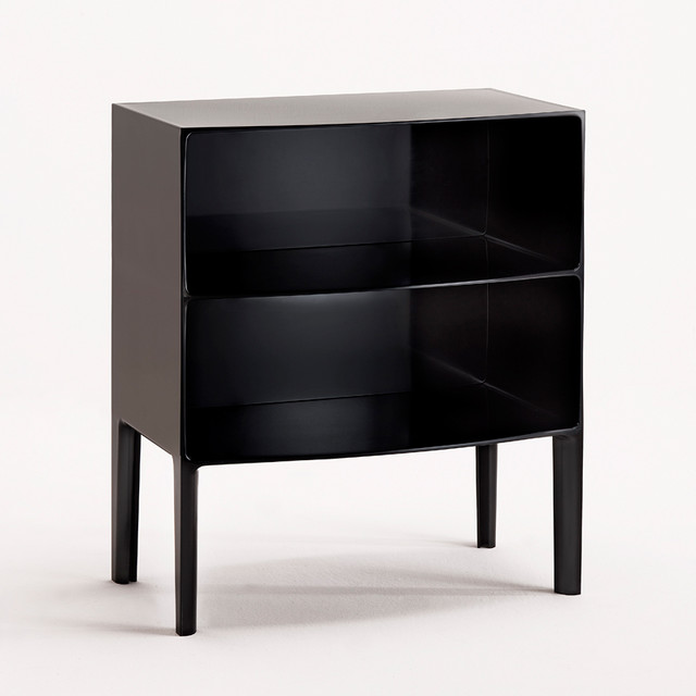 Kartell Ghost Buster Bedside Table - Modern - Nightstands And Bedside ...