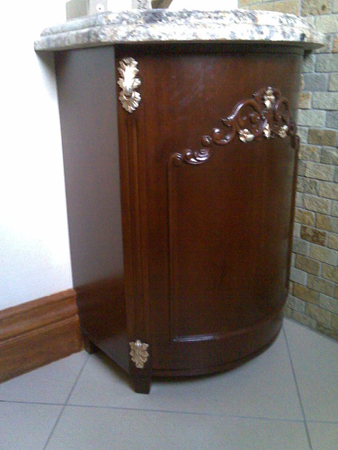 Furniture Range - Bathroom Vanities traditional-furniture