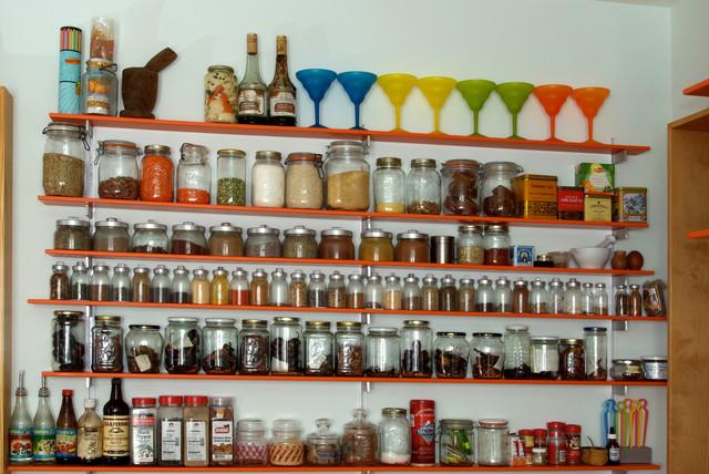 Spice Lab contemporary-kitchen
