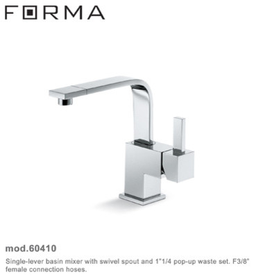 Forma Faucets and Fixtures By Newform modern-bathroom-faucets