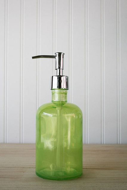 Rail19 Recycled Glass Soap Dispensers Modern Bathroom Accessories Other Metro By Rail19