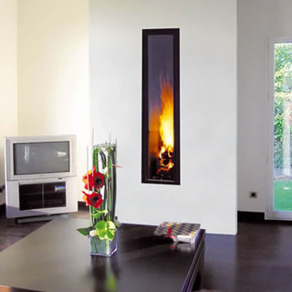Ifocus - Indoor Fireplaces - other metro - by Diligence International