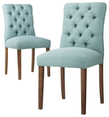 Blue Dining Chairs Submited Images