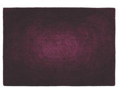 Blur Purple Fabric Rug contemporary-rugs