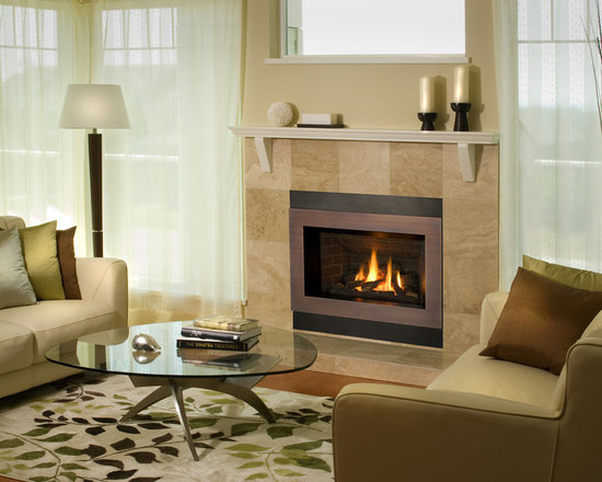 H4 Series Fireplace -
