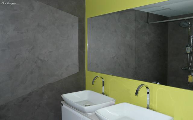 Chambre salle de bains et dressing l 39 union parfaite for Dressing salle de bain