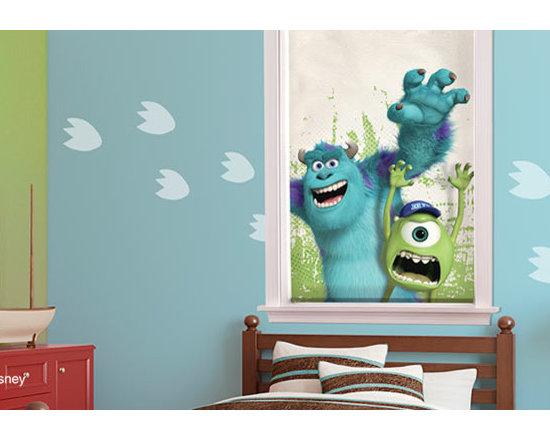 Disney Monsters Window Shades -
