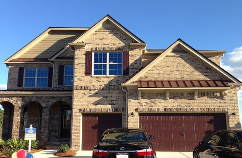 House elevation color combinations joy studio design for Brick and stone elevations