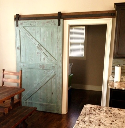 Barn Doors - Rustic - nashville - by Historic Flooring LLC