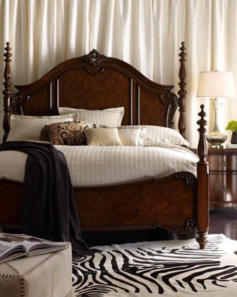 """""""Dayton"""" Bedroom Furniture traditional-beds"""