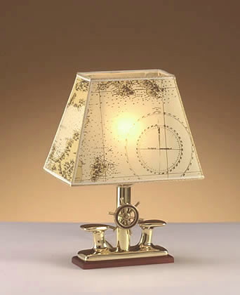 Fredeco Nautical Table Lamp Table Lamps By Fredeco