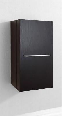 Virtu USA Carvell 16-in. Vanity Side Linen Cabinet - Espresso modern-bathroom-vanities-and-sink-consoles