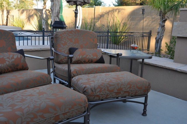 Our custom patio furniture replacement cushions Replacement cushions for patio furniture