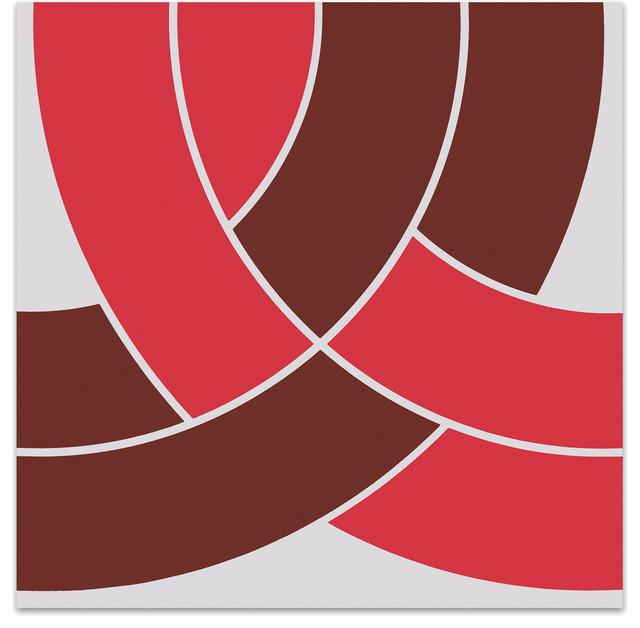 """Arch"" by Victor Langer 1973 Original Vintage Serigraph - Midcentury - Artwork - by DesignThat ..."
