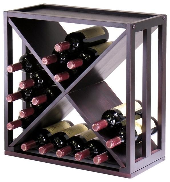 X-Cube Wine Rack contemporary-wine-racks