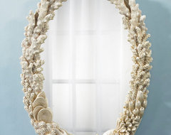 Coral Mirror tropical mirrors