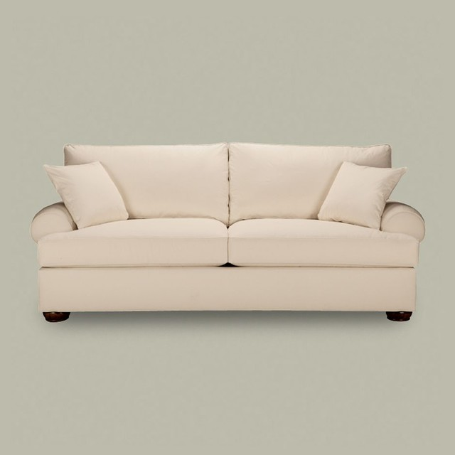 Franklin Sofa 89 Traditional Sofas By Ethan Allen