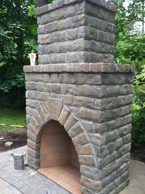 COST EFFECTIVE OUTDOOR FIREPLACES