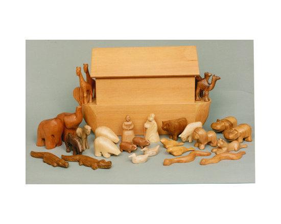 Mixed Woods Noah's Ark -