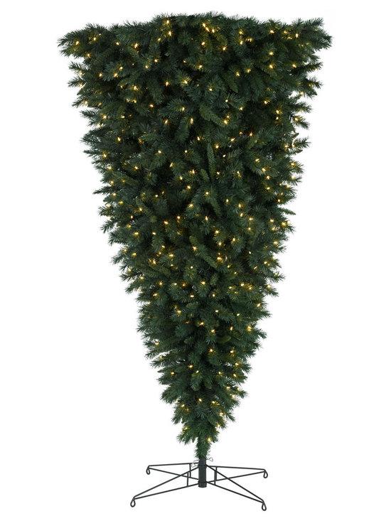 Knocked Upside Down Christmas Trees Online - Treetopia -