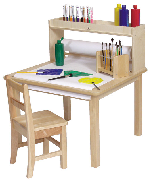Kids Art Table Kids Table And Chair Set 7 Creative To