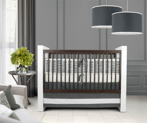Crib Bedding by Oilo Studio modern baby bedding