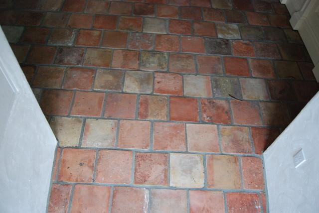 reclaimed terracotta tiles mediterranean -#main