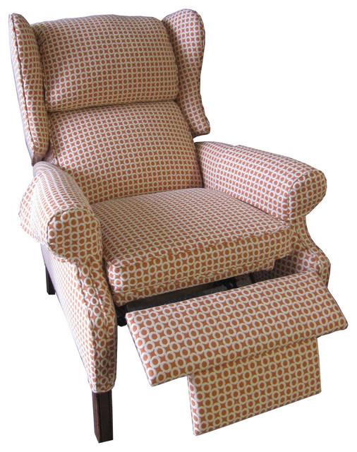 Reupholster recliner sofa 28 images remodelaholic 28 for Reupholstered furniture for sale