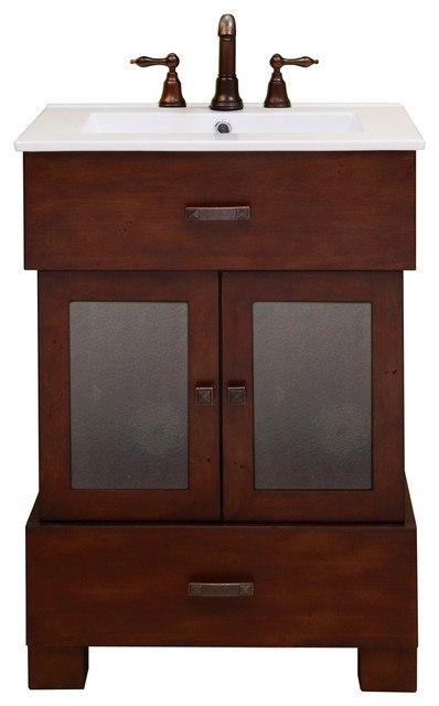 "24"" Citation Single Bath Vanity traditional-bathroom-vanities-and-sink-consoles"