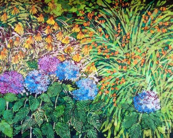 Garden Paintings Collection -