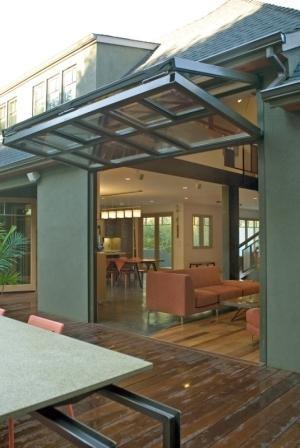Home WGlass Bi Fold Door