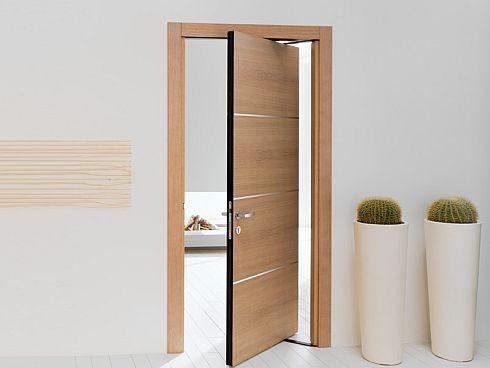 Flush doors modern interior doors other metro by dayoris doors