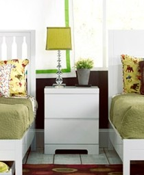 Cube Nightstand modern-nightstands-and-bedside-tables
