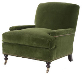 The Kennedy Chair traditional-armchairs